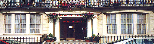 About the Beach Hotel